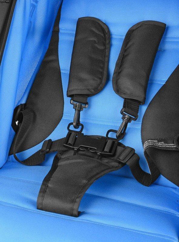 Milly Mally Wózek Meteor Blue (0375, Milly Mally)