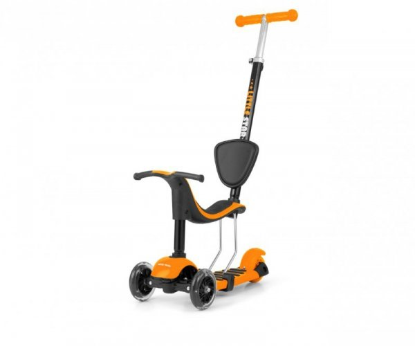 Scooter Little Star Orange