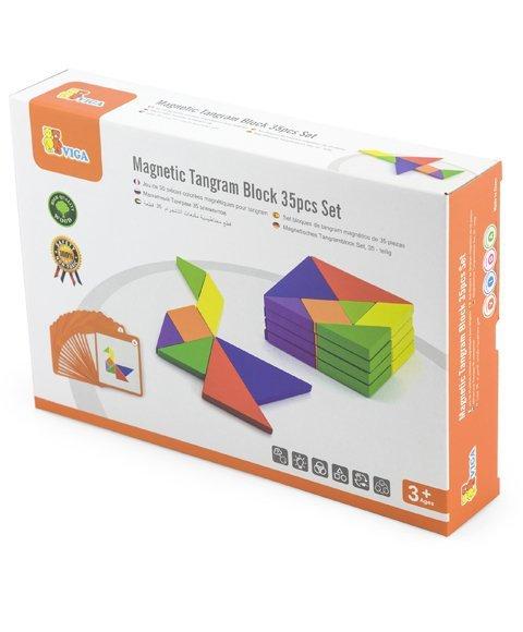 Viga 50643 Magnetyczny tangram