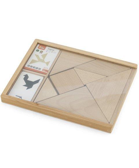 Viga 56301 Drewniany Tangram