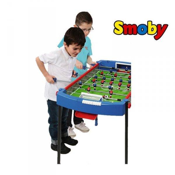 Smoby Piłkarzyki dla dzieci CHALLENGER Stół Piłkarski