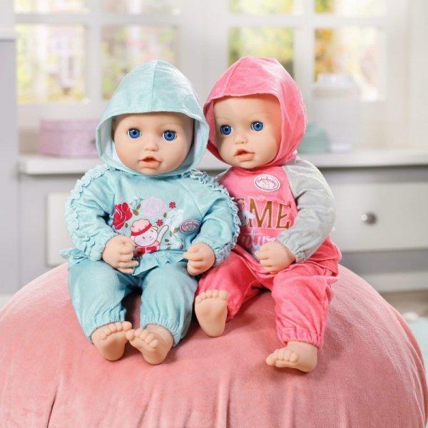 Baby Annabell Ubranko Niebieskie