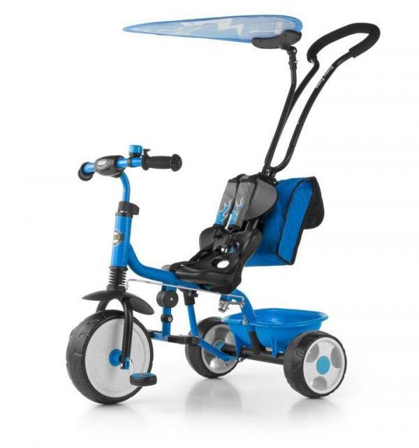 Rowerek Boby Deluxe 2015 Blue