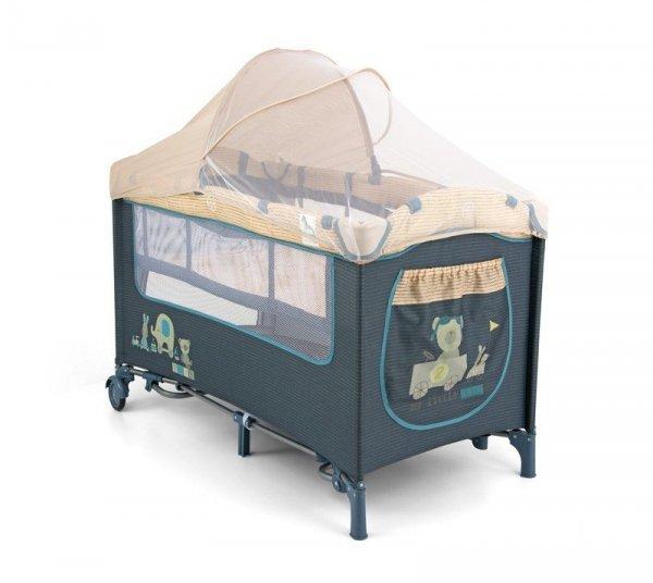Łóżeczko Mirage Deluxe Blue Toys