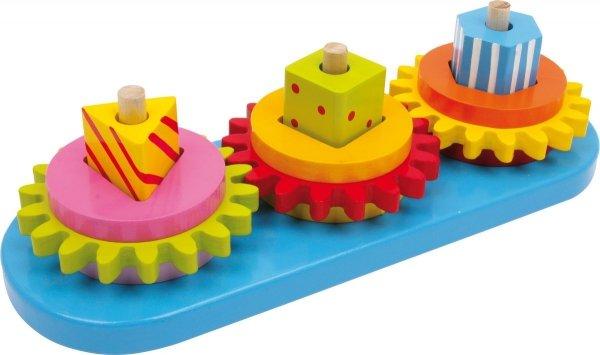 SMALL FOOT Klocki do Układania - zabawka edukacyjna