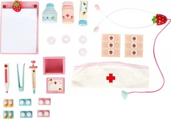 SMALL FOOT Apteczka Lekarska dla Dzieci