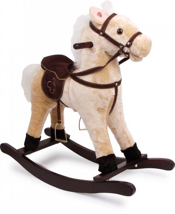 "SMALL FOOT Rocking Horse ""Shaggy"" - konik na biegunach"