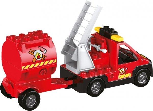 Klocki Blocki Mubi Fire Brigade 48el.