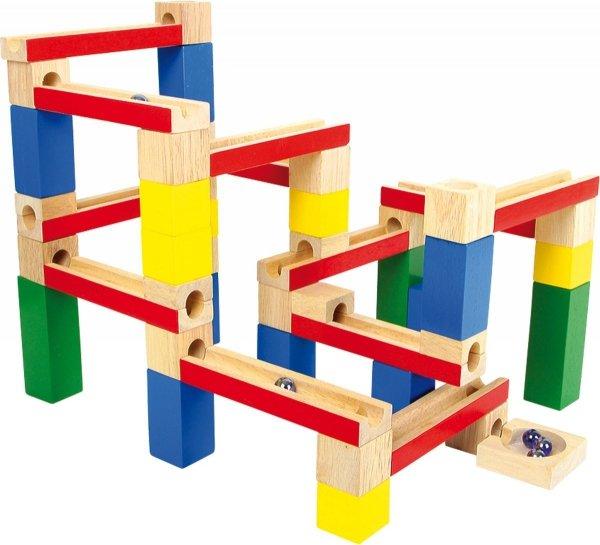 SMALL FOOT Zestaw Konstrukcyjny dla Dziecka - budowanie z klocków