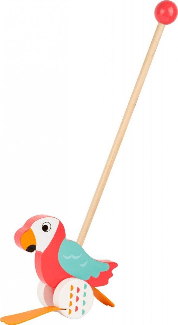SMALL FOOT Papuga Pchacz na Kiju