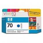 Tusz HP 70 blue (130ml) Vivera C9458A