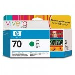Tusz HP 70 green (130ml) Vivera C9457A