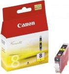 Wklad Yellow Canon CLI-8Y