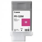 Tusz Canon PFI-120 M Magenta (130 ml)