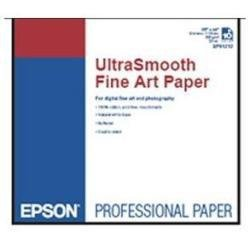 Papier Epson UltraSmooth Fine-Art Paper A3+ (25 ark.) 325g/m2 C13S041896