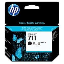 Tusz HP nr 711 black - 80ml - do Designjet T120 / T520 - CZ133A - NOWOŚĆ