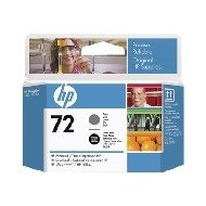 HP No 72 Grey and Photo Black Printhead do HP T1100, T610 | C9380A