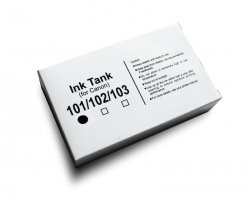 Tusz zamiennik Yvesso do CANON PFI-101PGY 130 ml photo grey do IPF5000/5100/6000/6100/6200