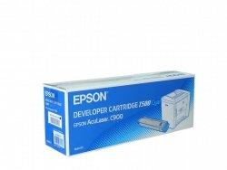Toner cyan do Epson AcuLaser C900, C900N, wyd. około 1,5 tys. stron A4 przy 5% pokryciu