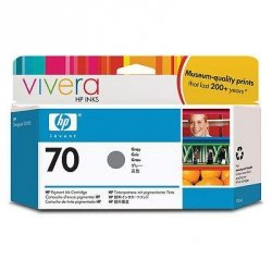 Tusz HP 70 grey (130ml) Vivera C9450A