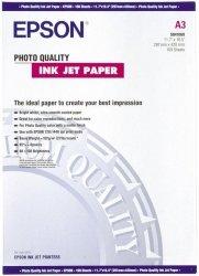 Papier Epson  A3 720 dpi Photo Quality Ink Jet(100 ark.) 104g/m2 S041068
