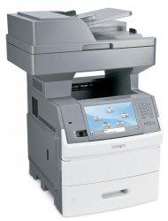 Urządzenie wielofunkcyjne laserowe monochromatyczne A4 Lexmark X651DE