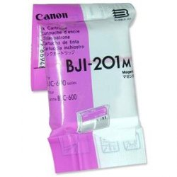 Wkład magenta Canon BJI-201 M