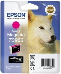Tusz (Ink) T0963 magenta Vivid do Epson Stylus Photo R2880