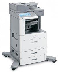 Urządzenie wielofunkcyjne laserowe monochromatyczne A4 Lexmark X658DTFE