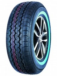 WINDFORCE 195/80R15C TOURING MAX 106/104R TL White Wall (25 mm) #E WI062W1