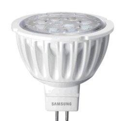 Samsung LED MR16 5,8W 12 V 370lm, kąt 25 stopni, biały ciepły