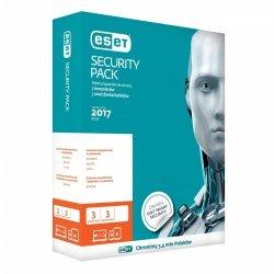 ESET Security Pack 3PC+ 3Sm Kon 2Y   ESP-K-2Y-6D