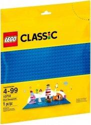 LEGO Polska Classic Niebieska płytka konstrukcyjna