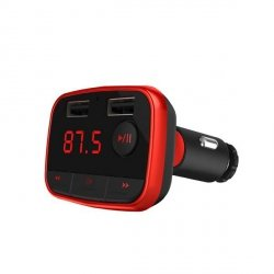 Elmak Transmiter FM SAVIO TR-10 Bluetooth, ładowarka