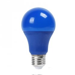 V-tac Żarówka LED VT-2000B 9W A60 E27 niebieska 806LM 10szt/shrink