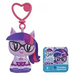 Hasbro Breloczek My Little Pony pluszak Twilight Sparkle
