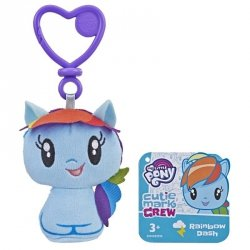 Hasbro Breloczek pluszak My Little Pony Rainbow Dash