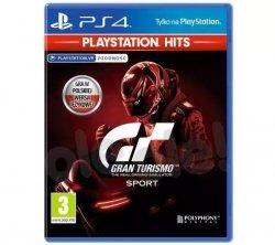 Sony Gra PS4 Gran Turismo Sport HITS