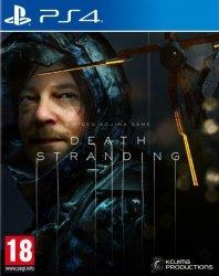 Sony Gra PS4 Death Stranding
