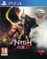 Sony Gra PS4 Nioh 2