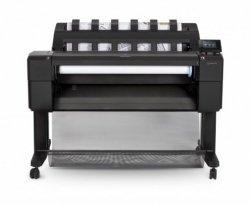 Ploter HP T930 (914mm) PostScript z szyfrowanym dyskiem L2Y22B PLATINUM PARTNER HP 2016