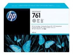 Tusz zamiennik Yvesso nr 761 Grey do HP DesignJet T7100,T7200 (400 ml) CM995A