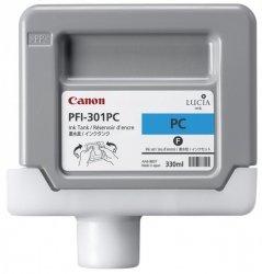 Tusz Canon PFI-304PC (PFI304PC) Photo Cyan 330ml do iPF8300