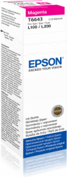 Wkład atramentowy Epson T6643 Magenta