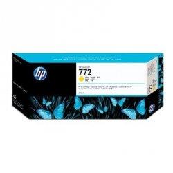 Tusz HP nr 772 Yellow do Designjet Z5200 PS 300ml CN630A