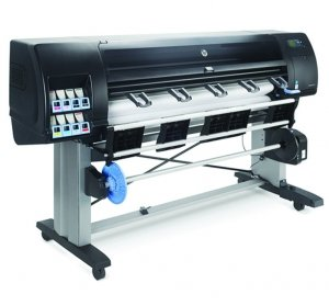 Produkcyjna drukarka fotograficzna HP Designjet Z6800 60'' (1524 mm) F2S72A  PLATINUM PARTNER HP 2018