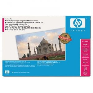 Papier HP Premium Plus Photo Gloss Photo (610mm x 15,2m) - Q5488A