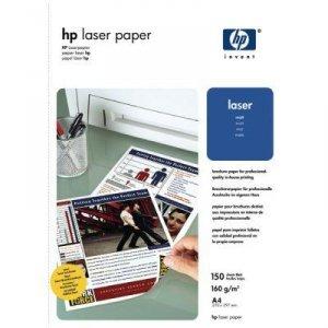 Papier A4, 160g, 150ark. - HP Laser Paper, matowy, dwustronny Q6544A