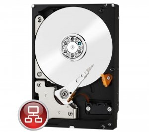 Western Digital WD Red Plus 2TB 3,5' CMR 64MB / 5400RPM Class