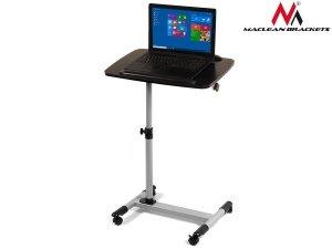 Maclean Wózek do laptopa, projektora, na kółkach MC-671